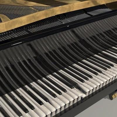 Python Piano